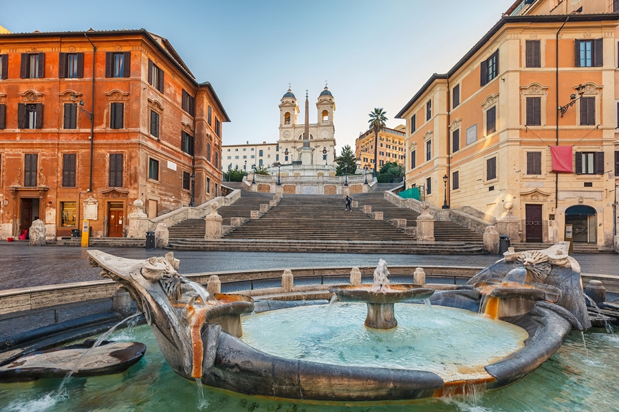 Hotels in rome 4 of the best places to stay in the eternal city if you prefer to be right at center of roman life with shopping galleries restaurants and nightlife at your fingertips then a stay at the inn and the sciox Gallery