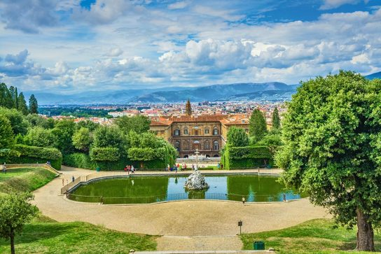 What to see at Florence's monumental Pitti Palace