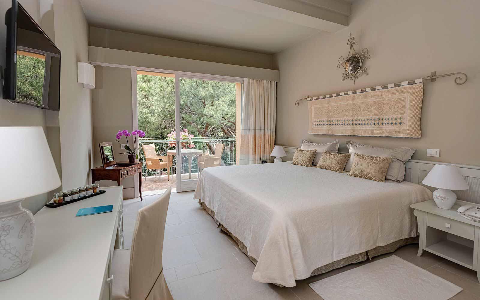 Superior Garden room at Forte Village Hotel Castello