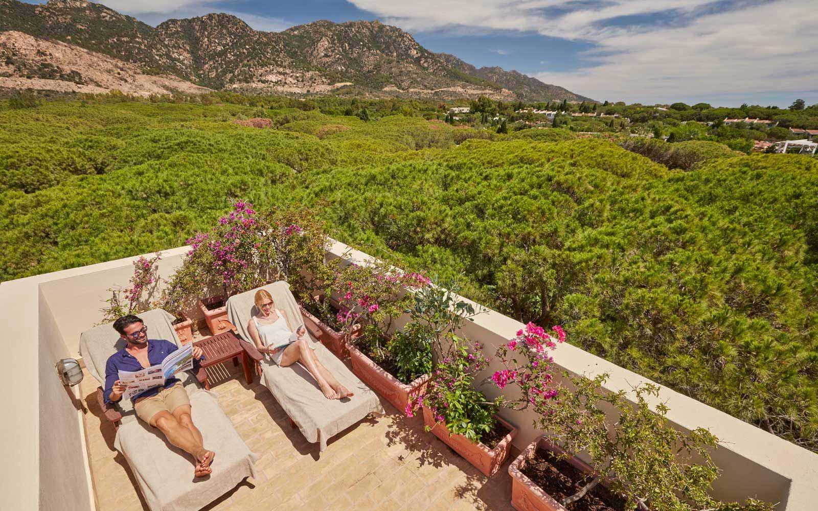Hotel Castello Terrace at Forte Village Resort