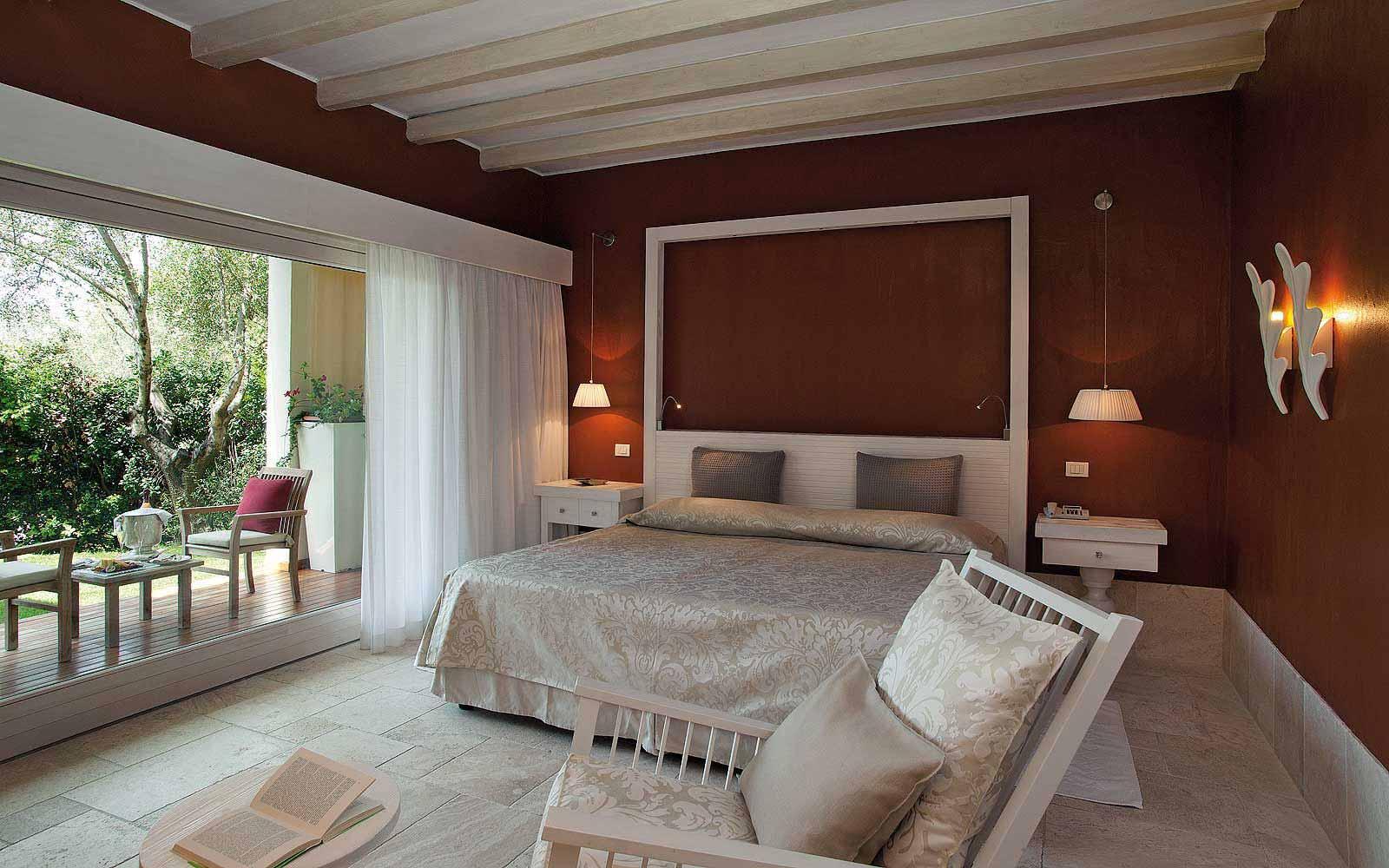 A Suite at Forte Village Le Dune