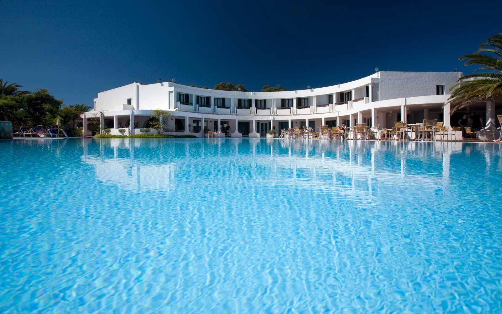Hotel Flamingo Swimming pool