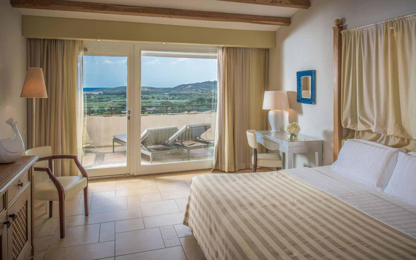 Superior room at Hotel Laguna