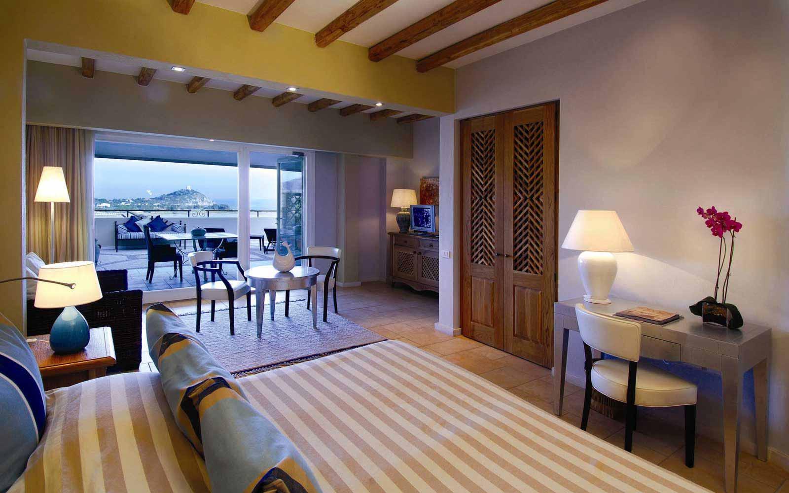 Junior suite at Hotel Laguna