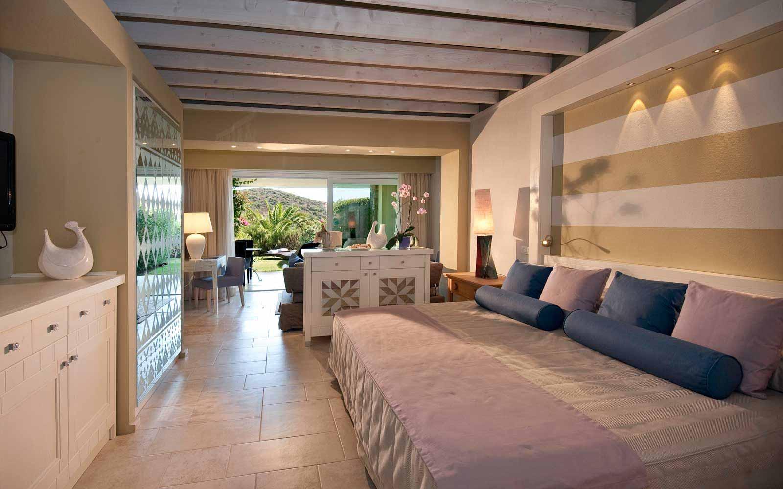 Garden junior suite at Hotel Laguna