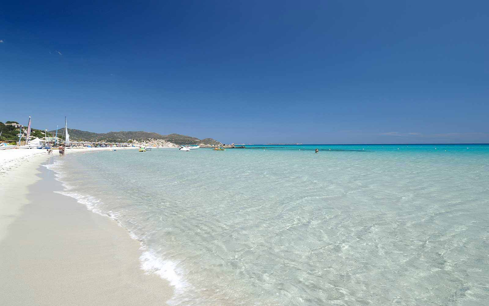 Beach at Pullman Timi Ama Sardegna