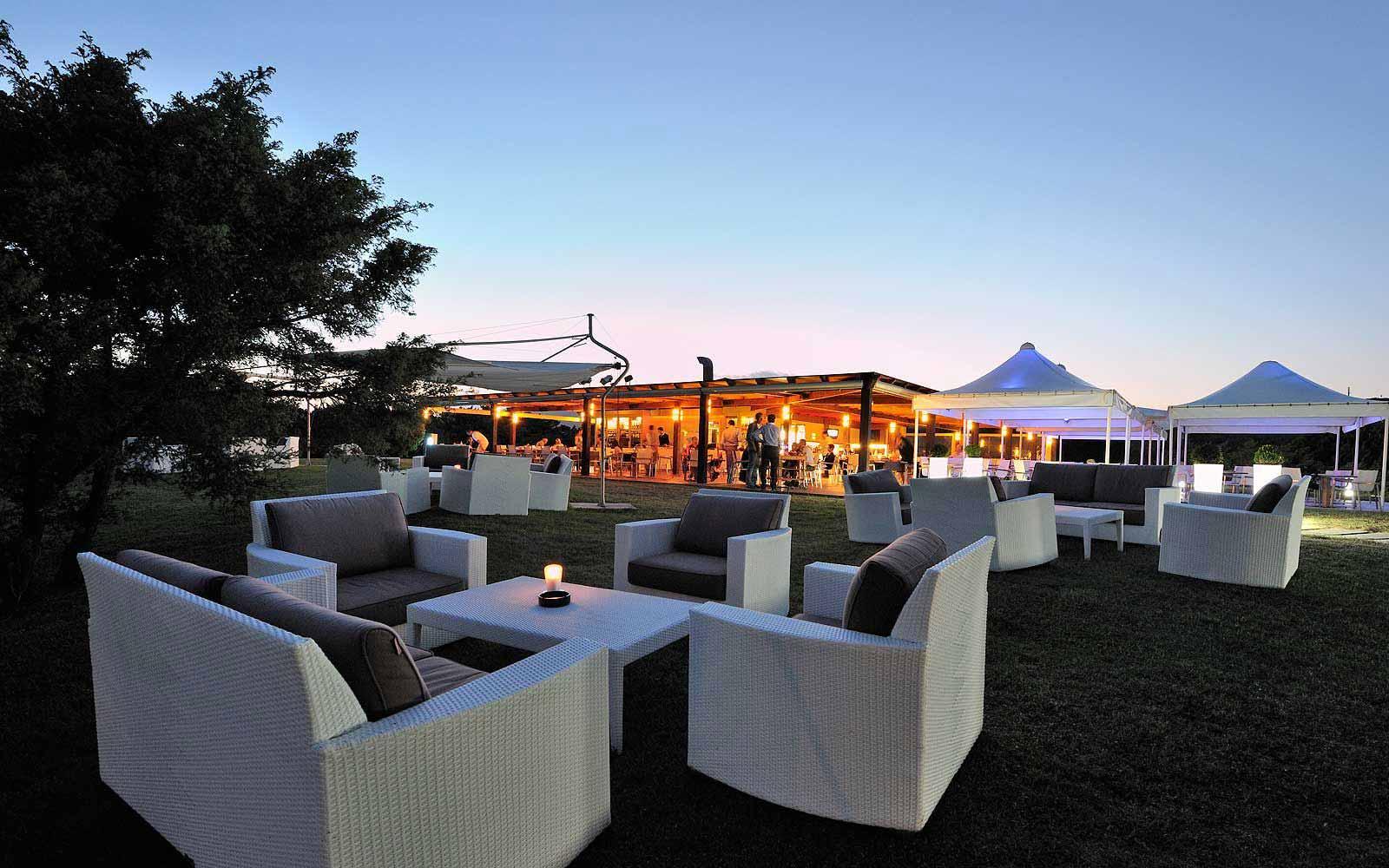 I Ginepri restaurant at Pullman Timi Ama Sardegna