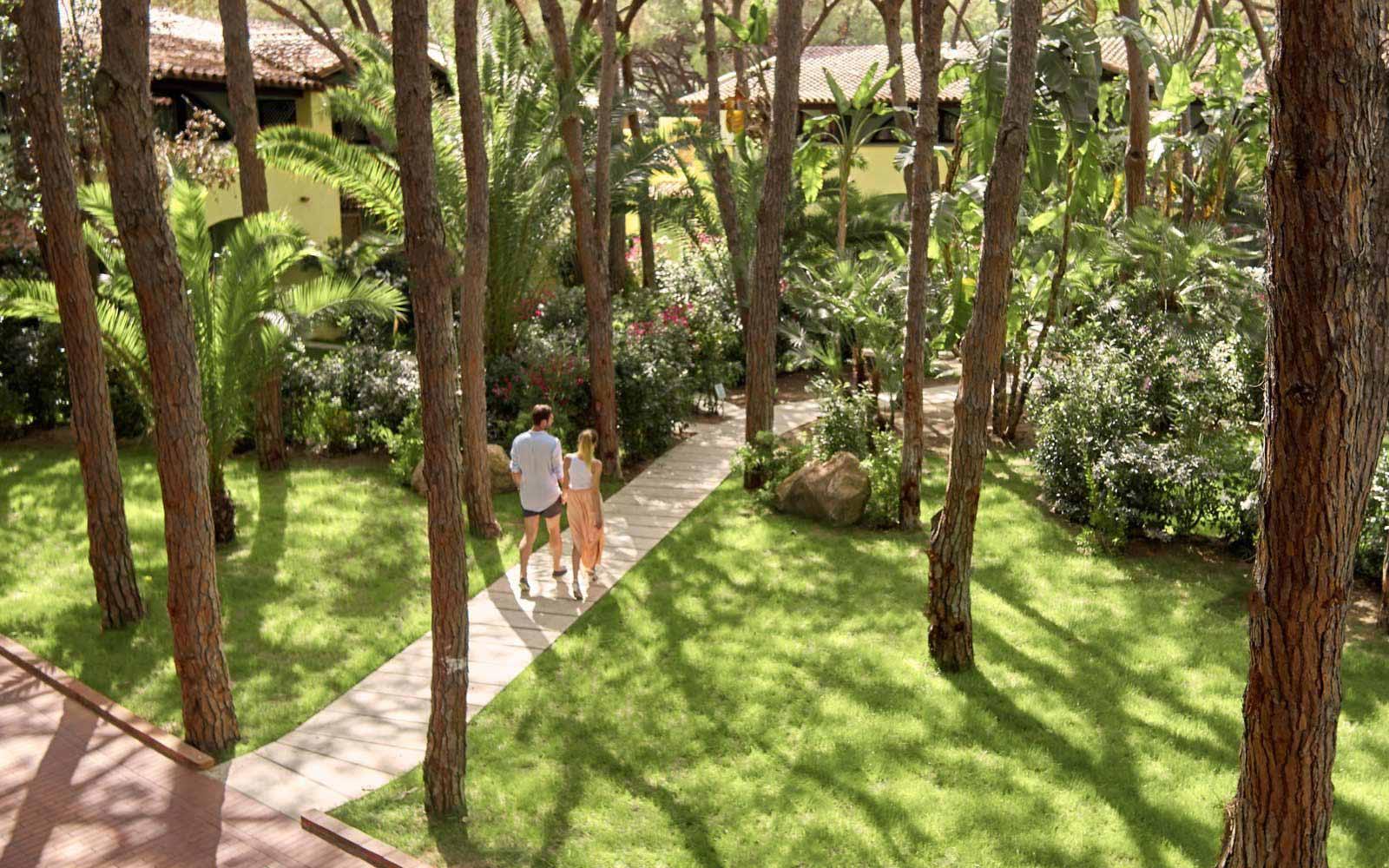 Hotel Pineta gardens at Forte Village Resort
