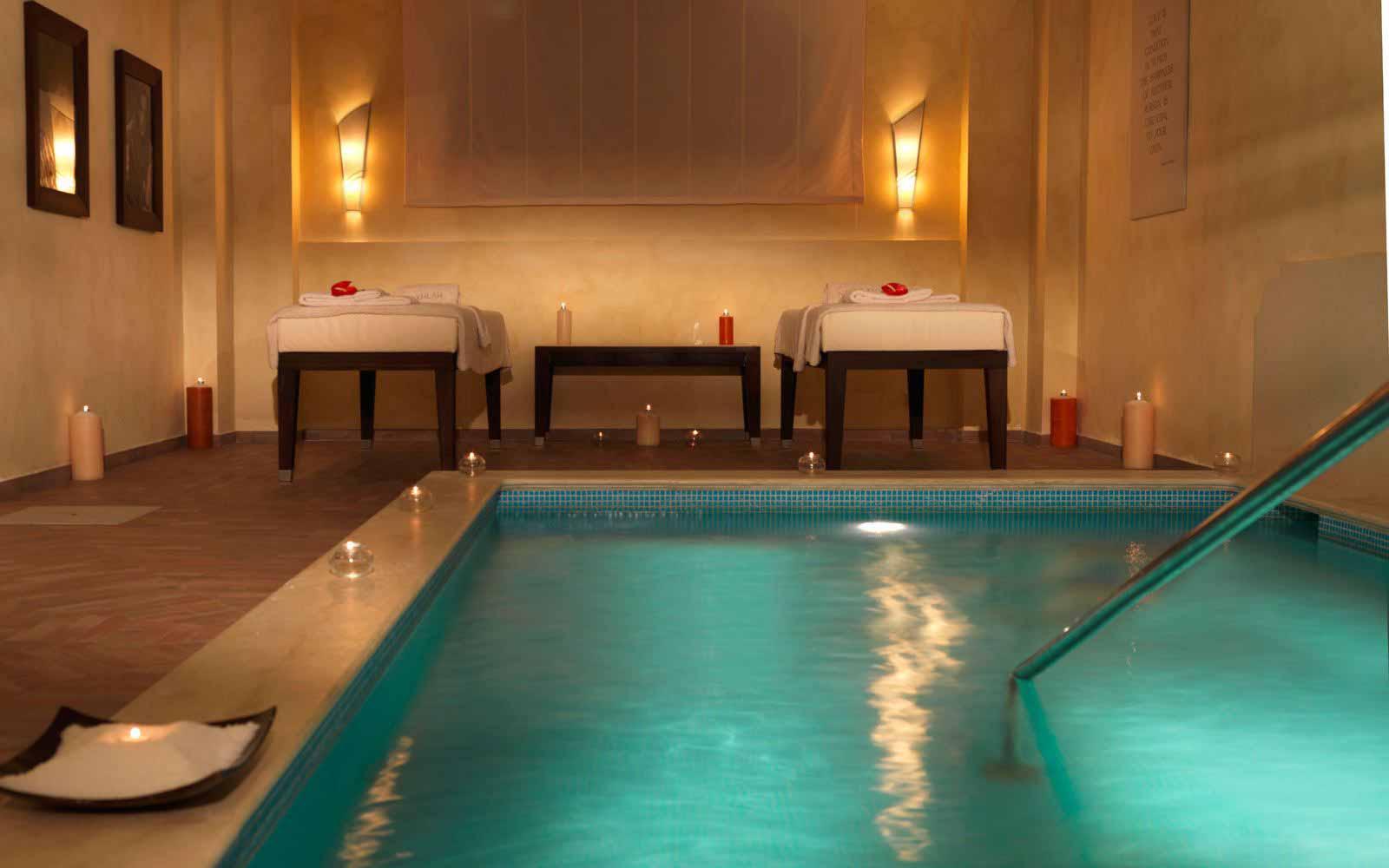 Spa at Hotel Giardino di Costanza