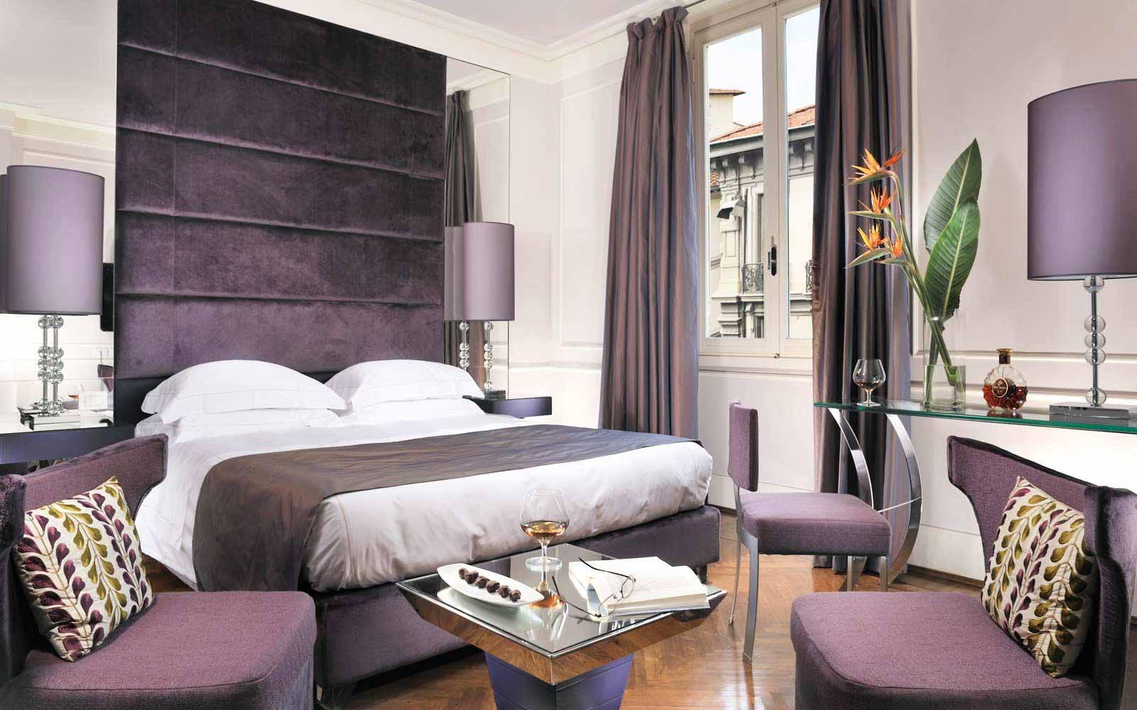 Deluxe room at Hotel Brunelleschi