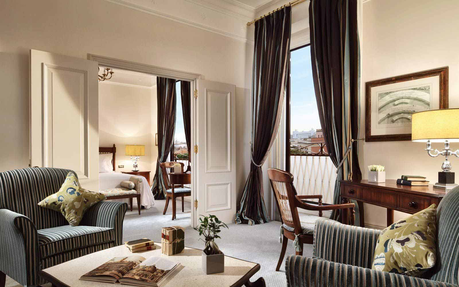 Suite at Hotel Eden