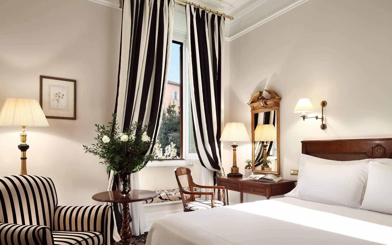 Superior room at Hotel Eden