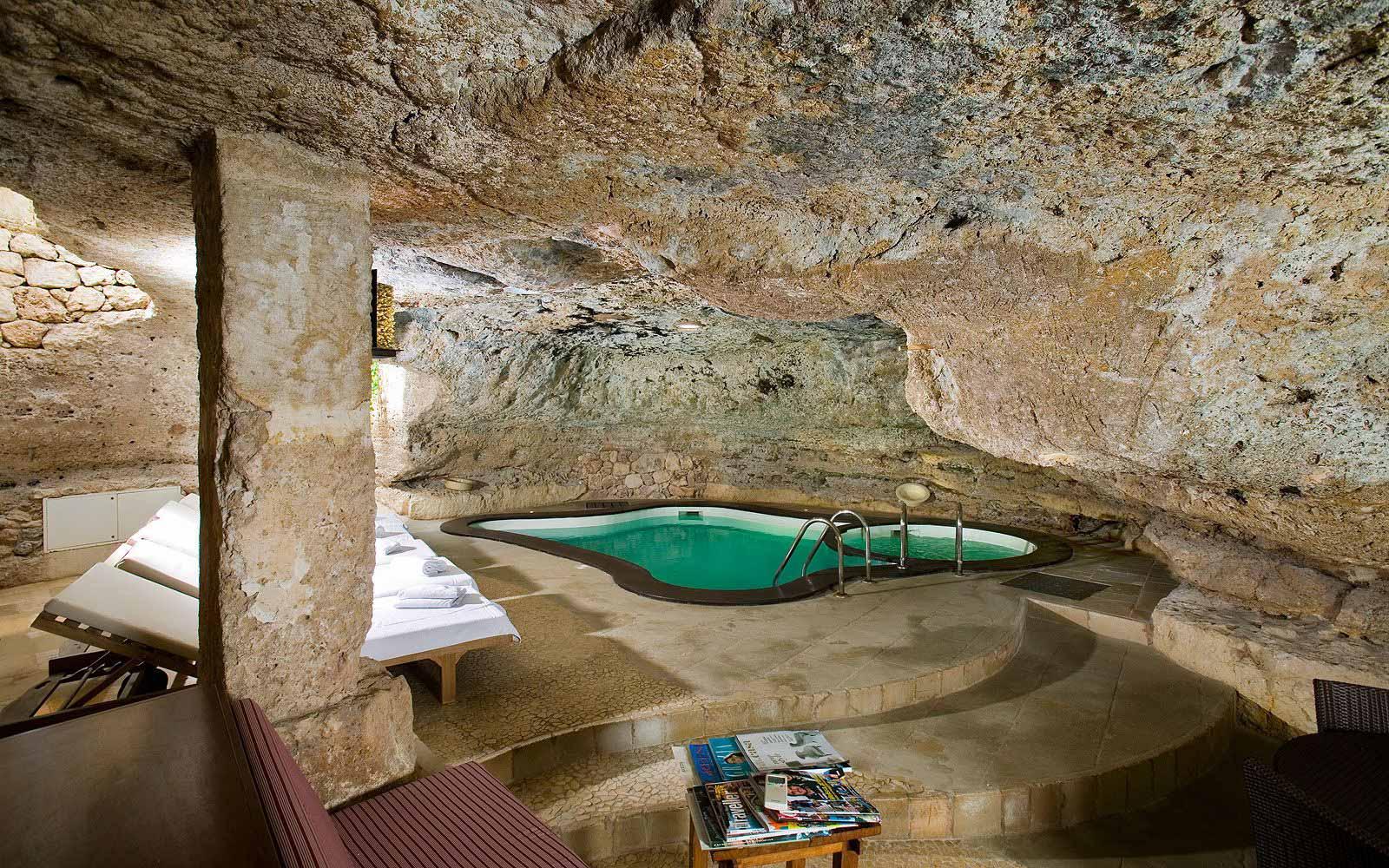 Spa at Masseria Torre Coccaro