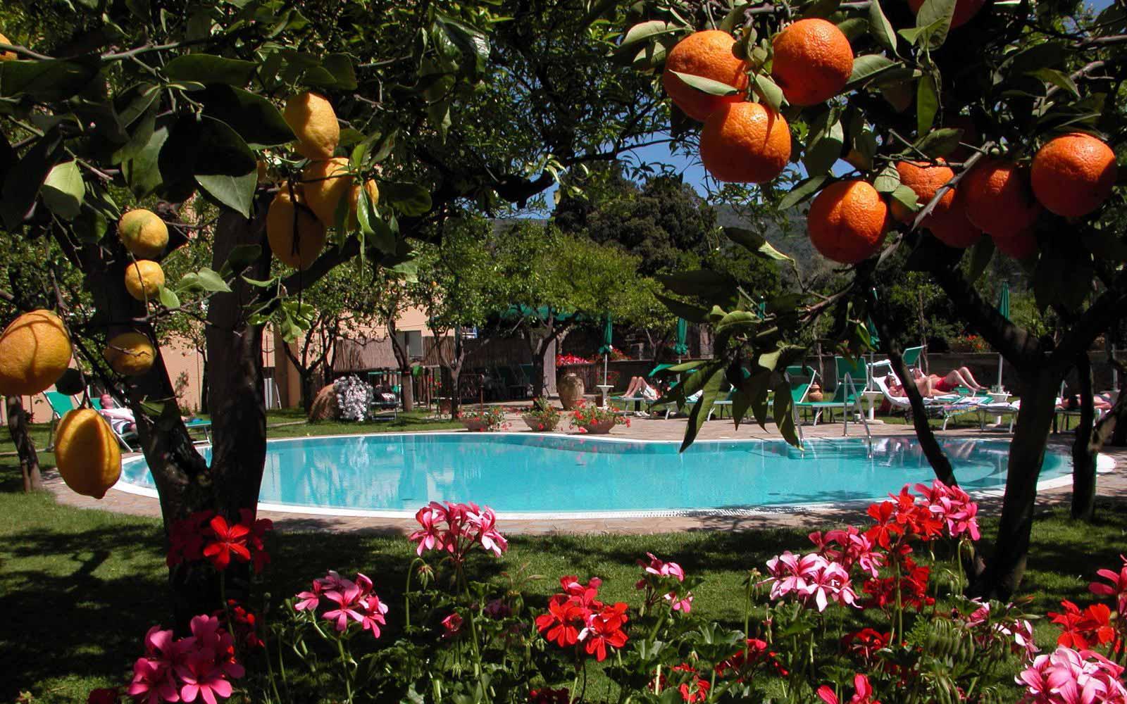 Swimming pool a Hotel Antiche Mura