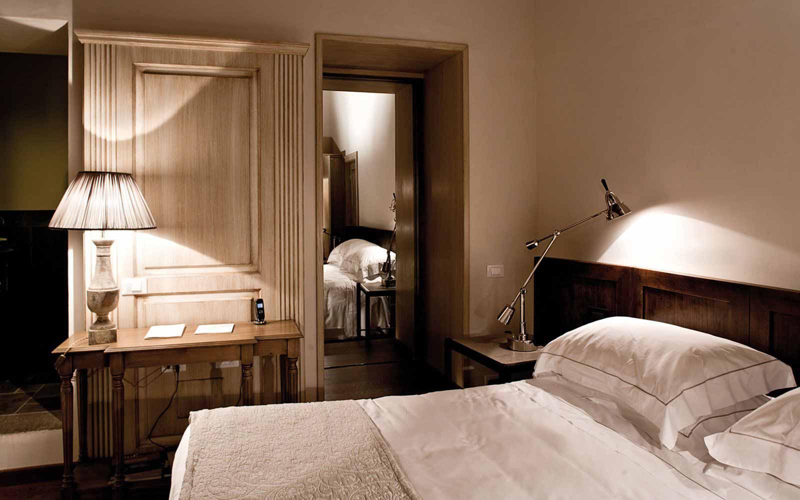 Superior room at Castel Monastero Tuscan Resort & Spa