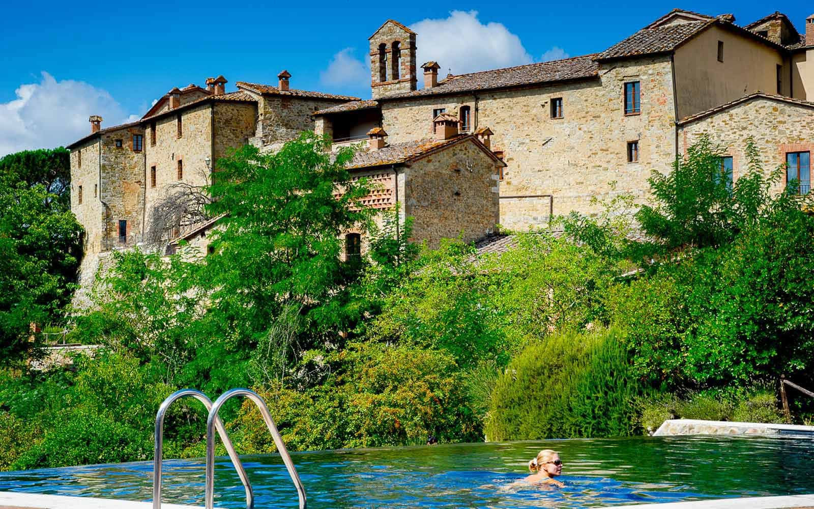 Castel Monastero Tuscan Retreat & Spa