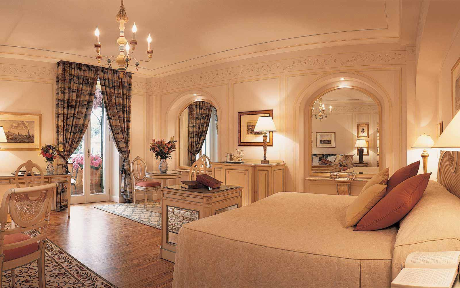 Exclusive Suite at HBelmond Hotel Splendido & Splendido Mare