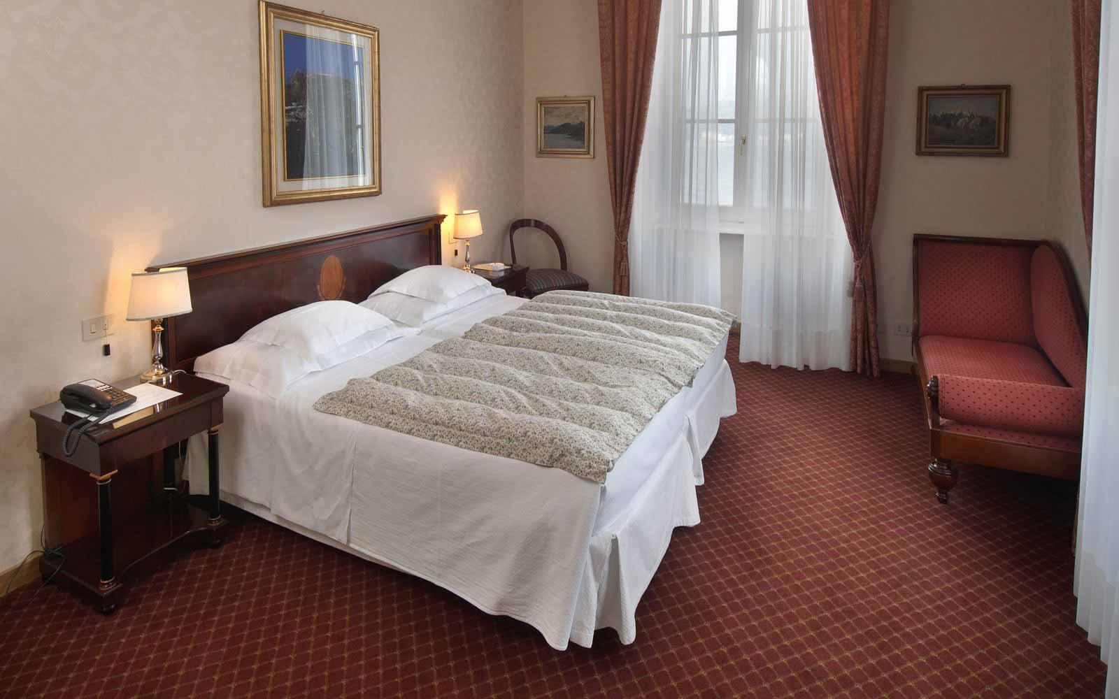 Classic Double Room at Grand Hotel Villa Serbelloni