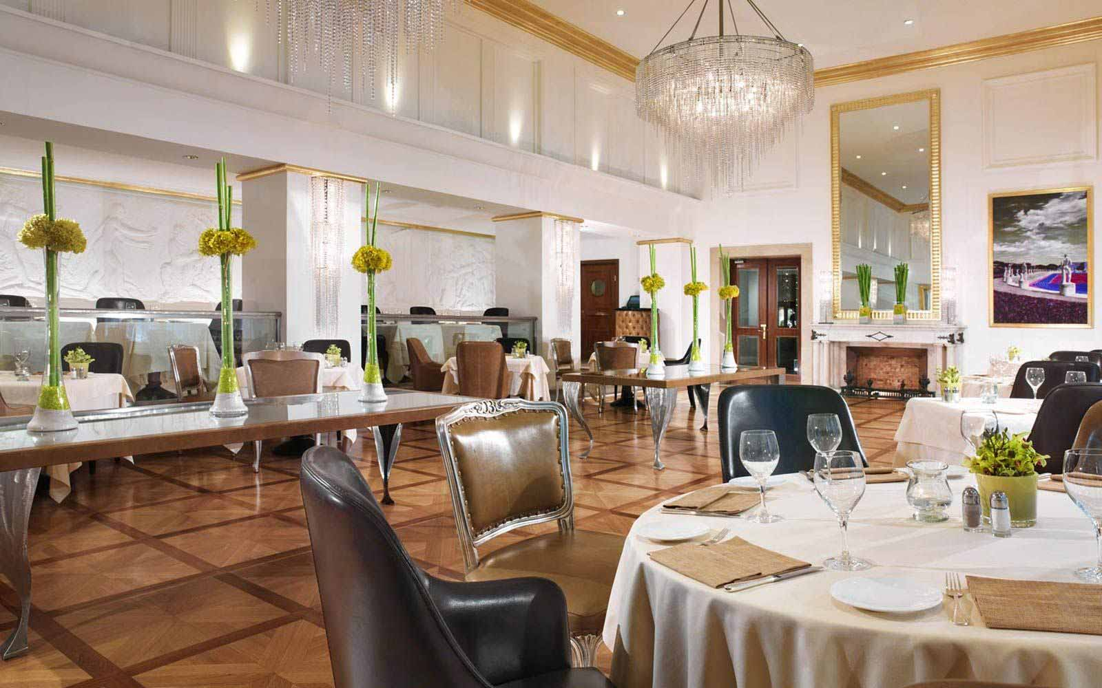 The Doney Restaurant at The Westin Excelsior