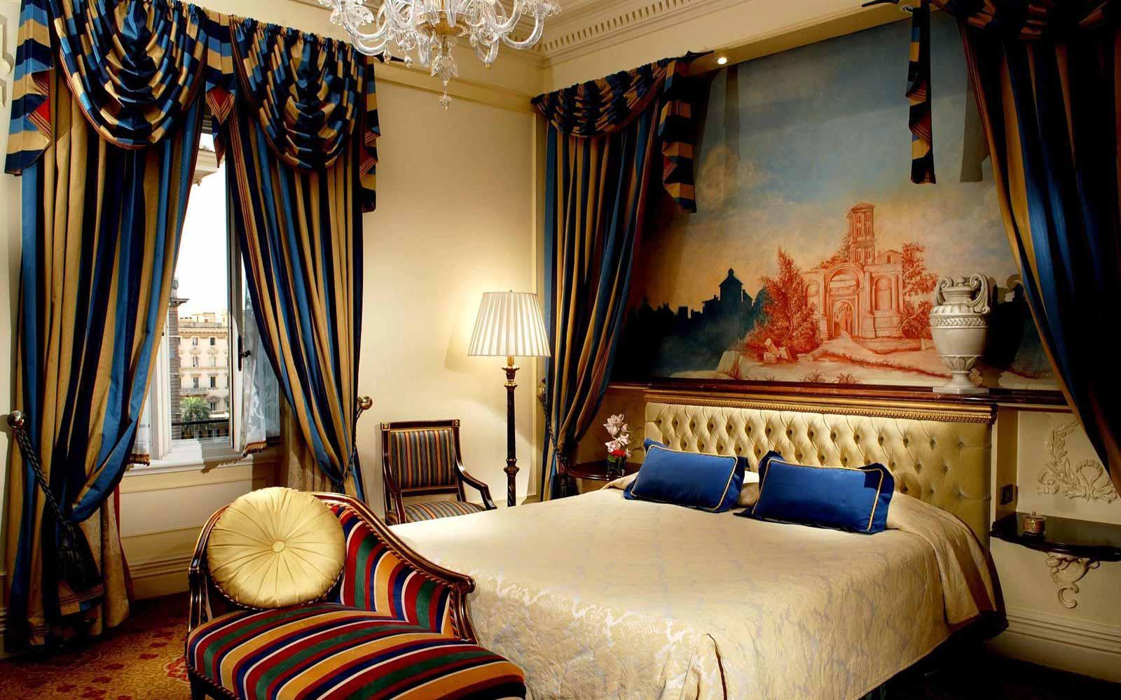 Superior room at St. Regis Grand Hotel