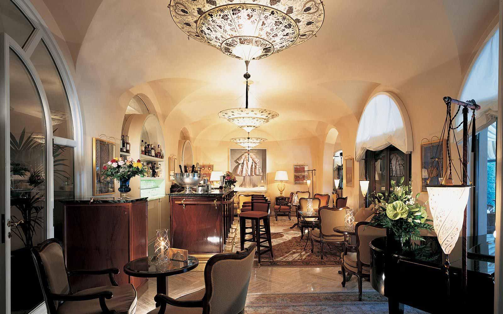 Bar at Belmond Hotel Cipriani