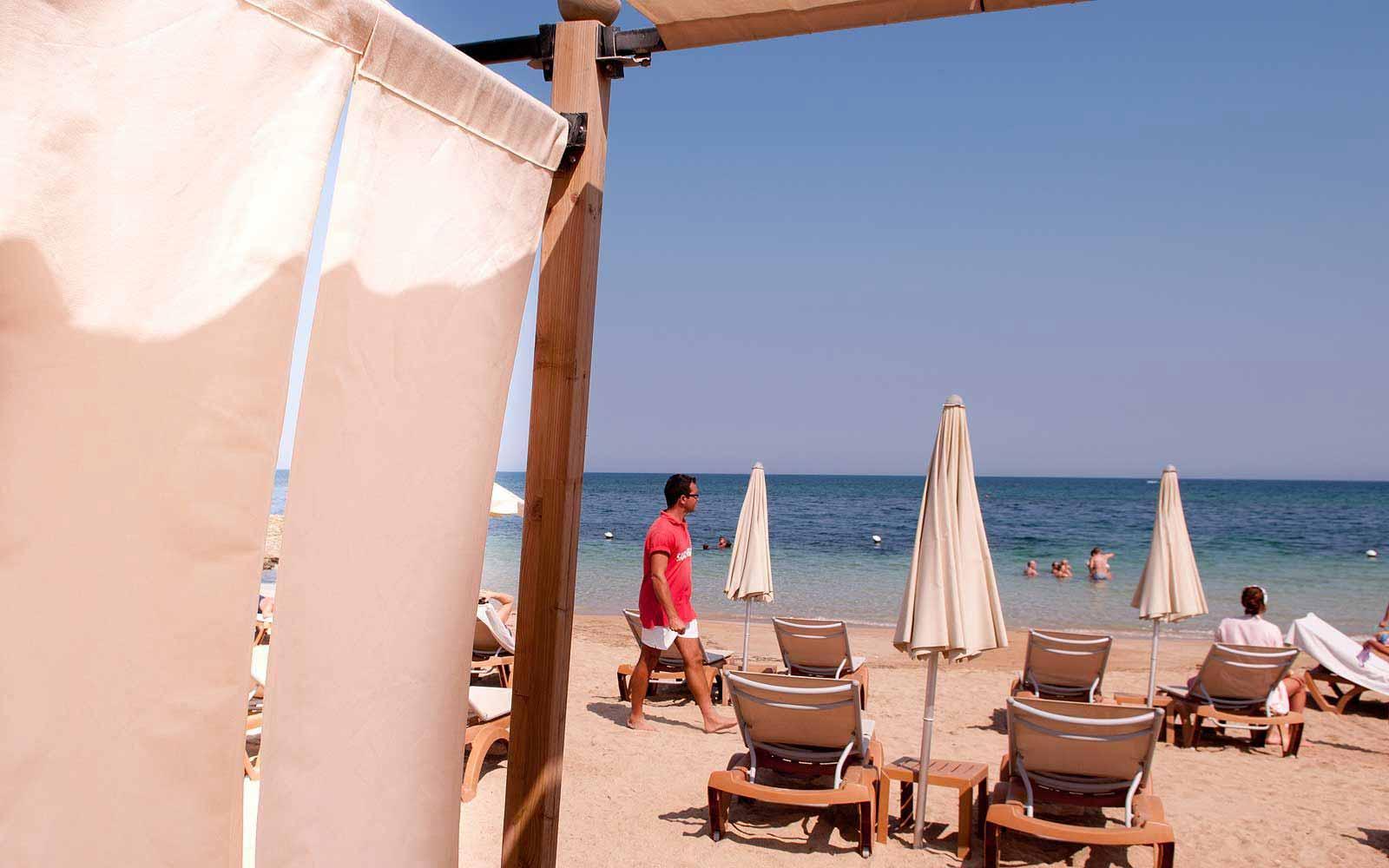 La Fonte Beach at the Borgo Egnazia