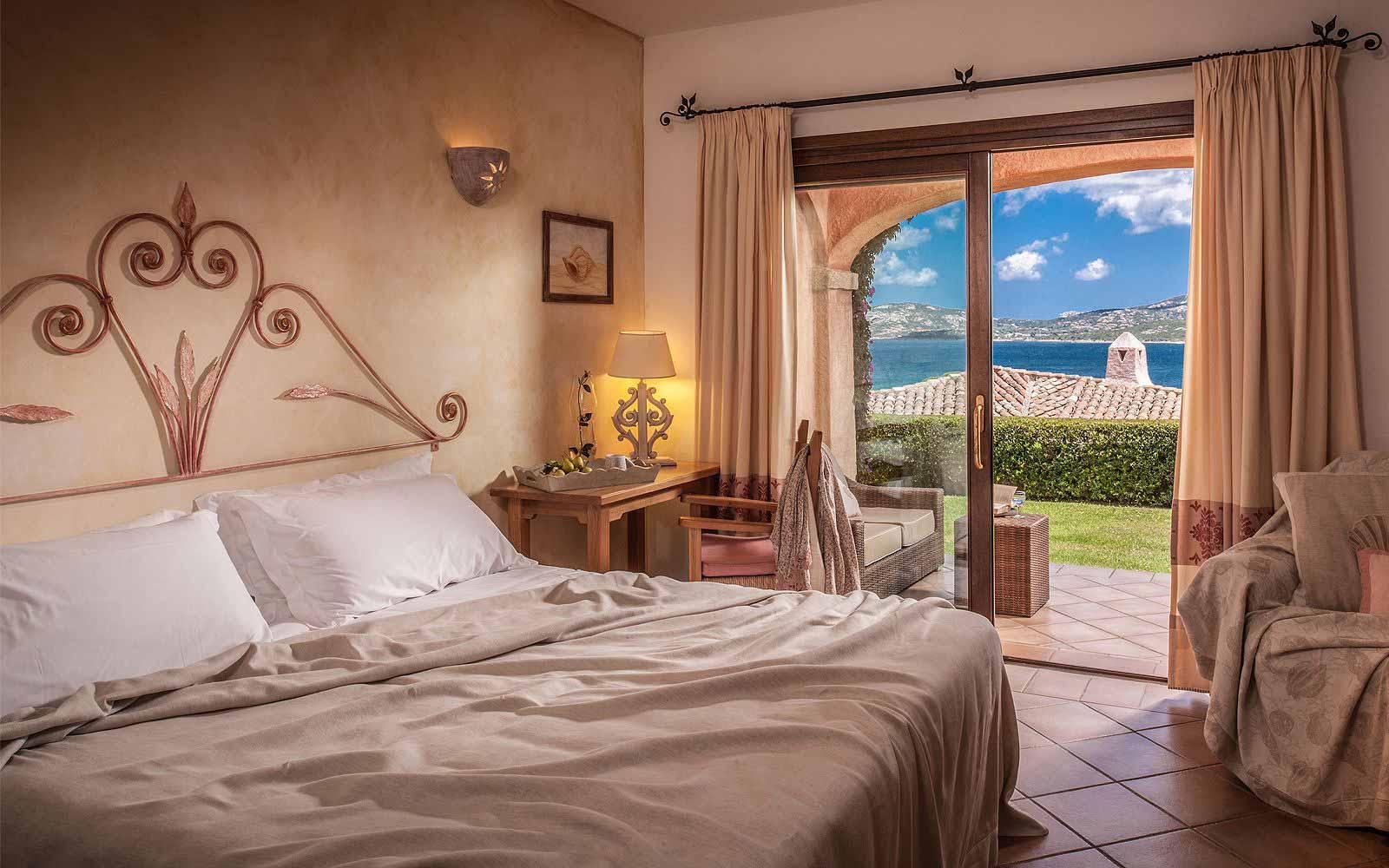 Suite at Hotel Relais Villa Del Golfo & Spa
