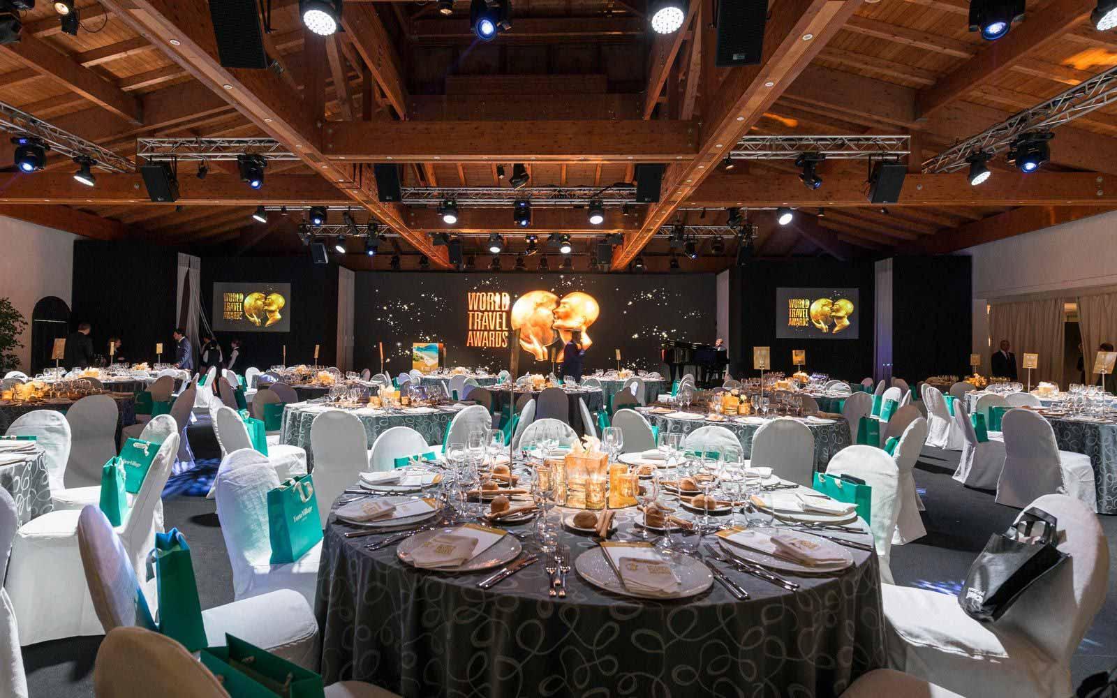 Forte Village Resort World Travel Awards