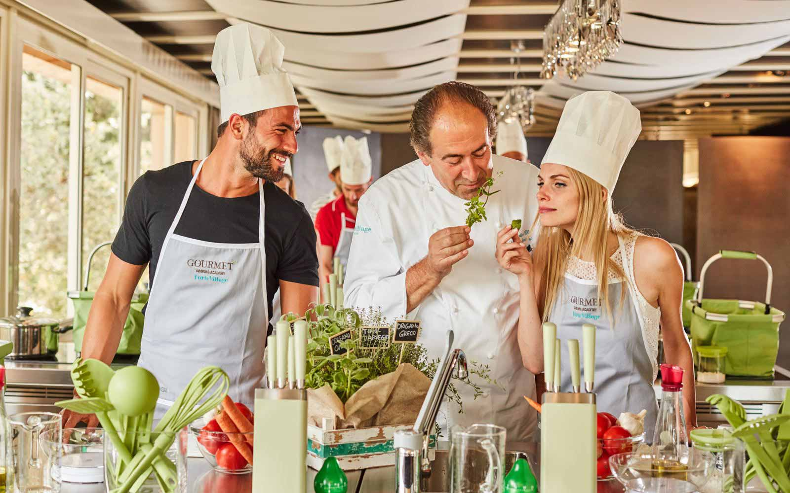 Cooking Academy at the Forte Village Resort