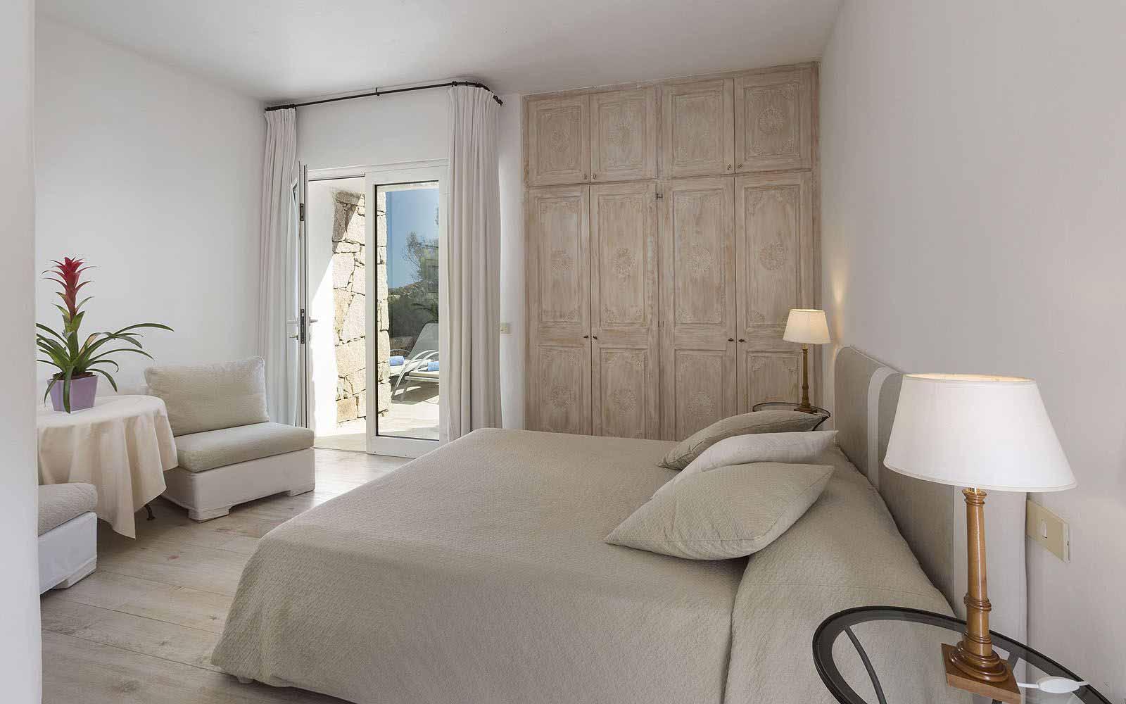Standard Room at the Grand Relais dei Nuraghi