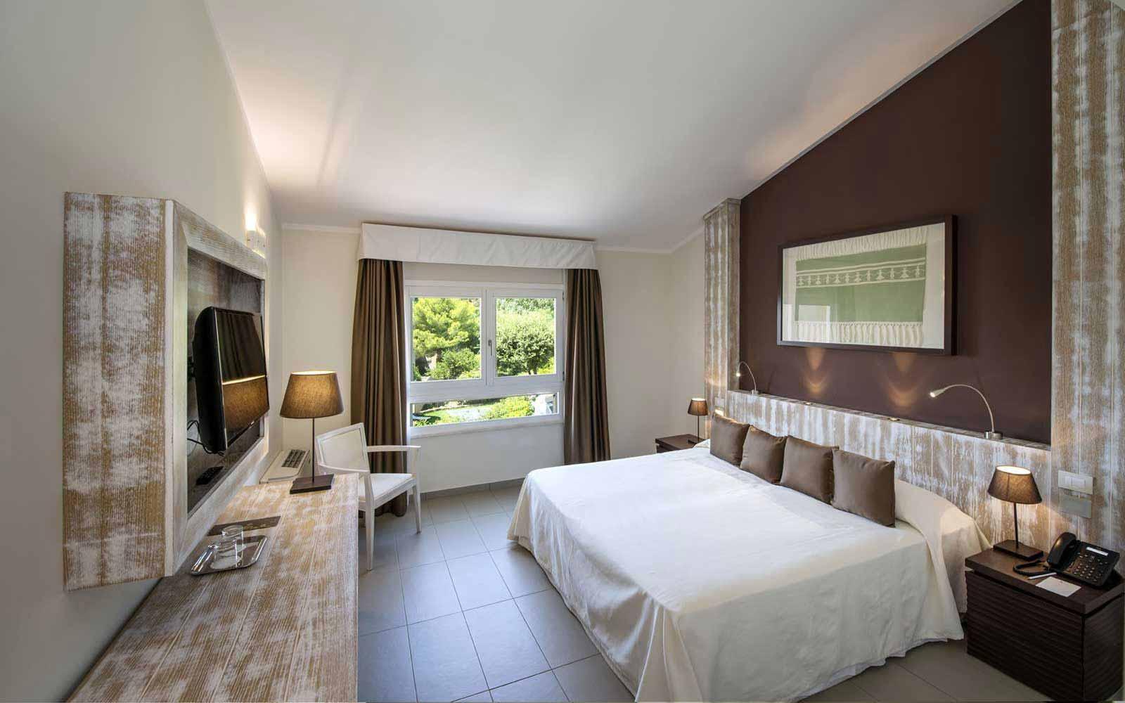 Oasi superior room at Spazio Oasi