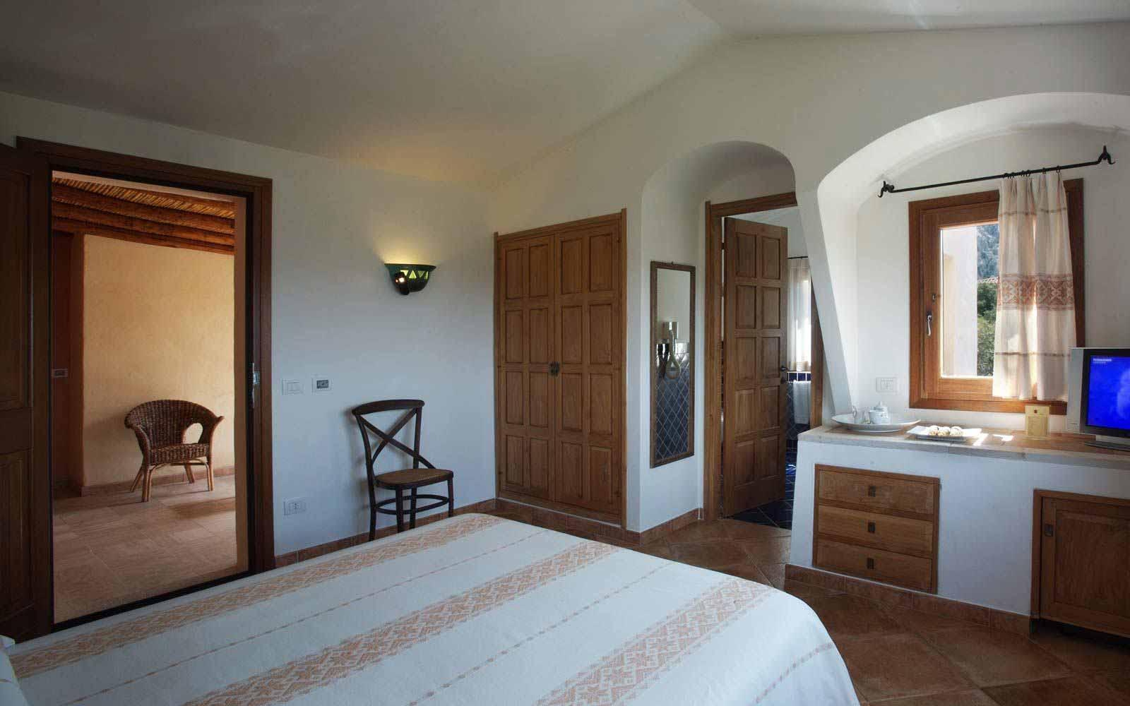 Standard room at Hotel Arathena