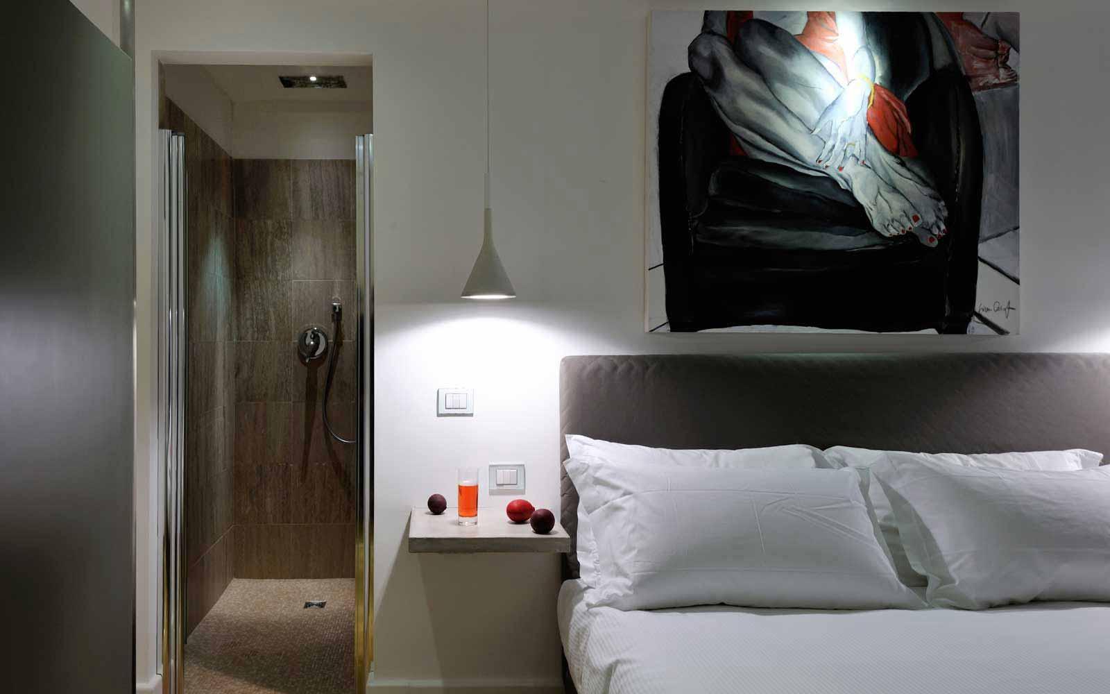 Junior suite at Hotel Principe Di Villafranca