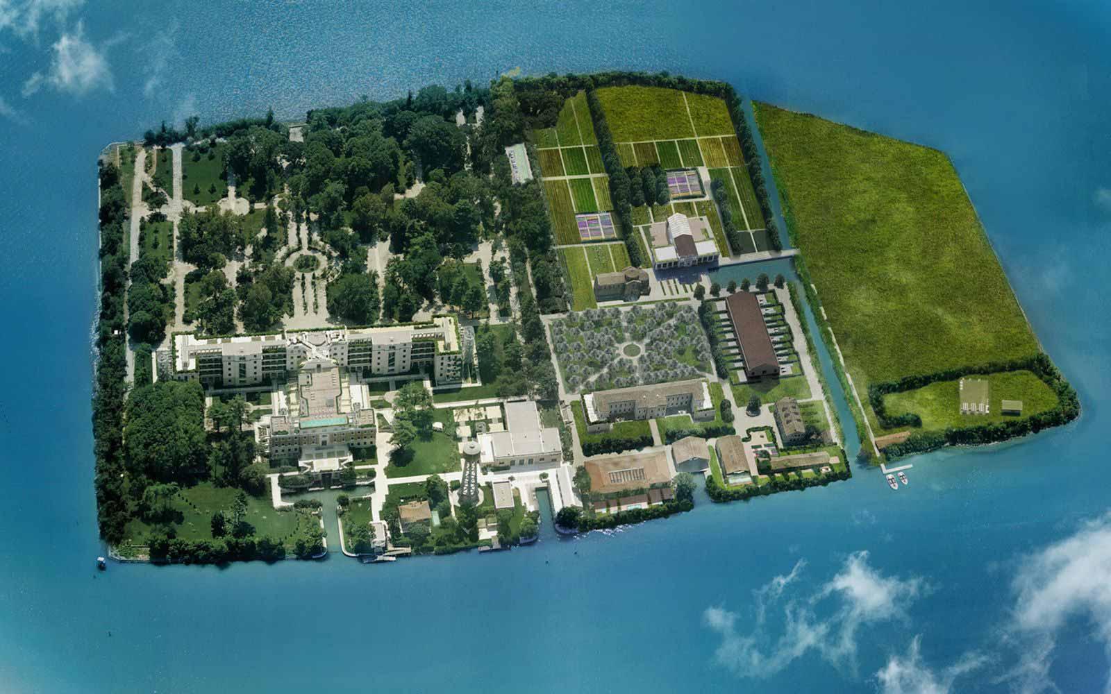 JW Marriott Venice Resort & Spa on Isola de la Rose
