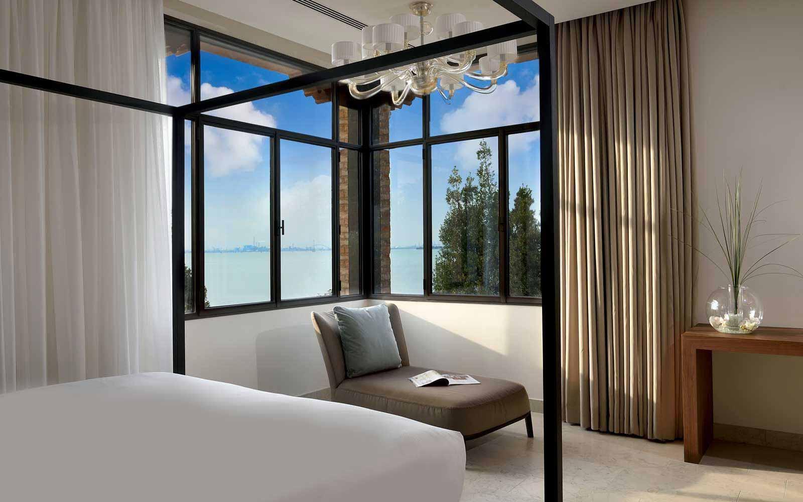 Villa Rose Bedroom at JW Marriott Venice Resort & Spa