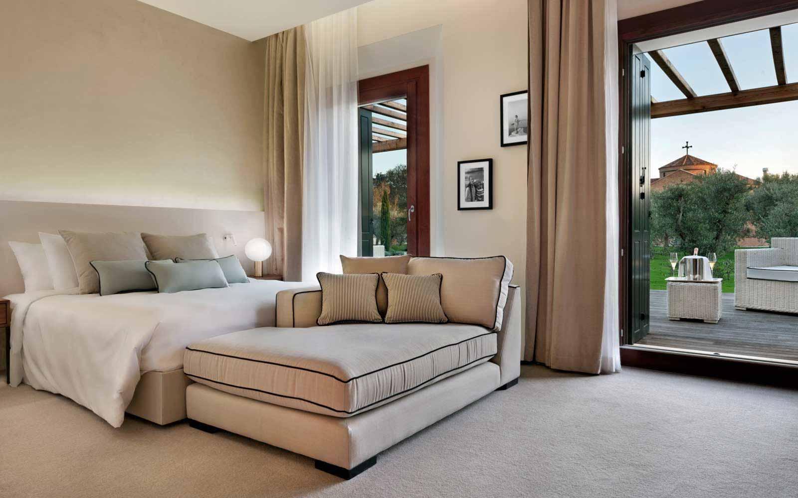 Uliveto Deluxe Room at the JW Marriott Venice Resort & Spa