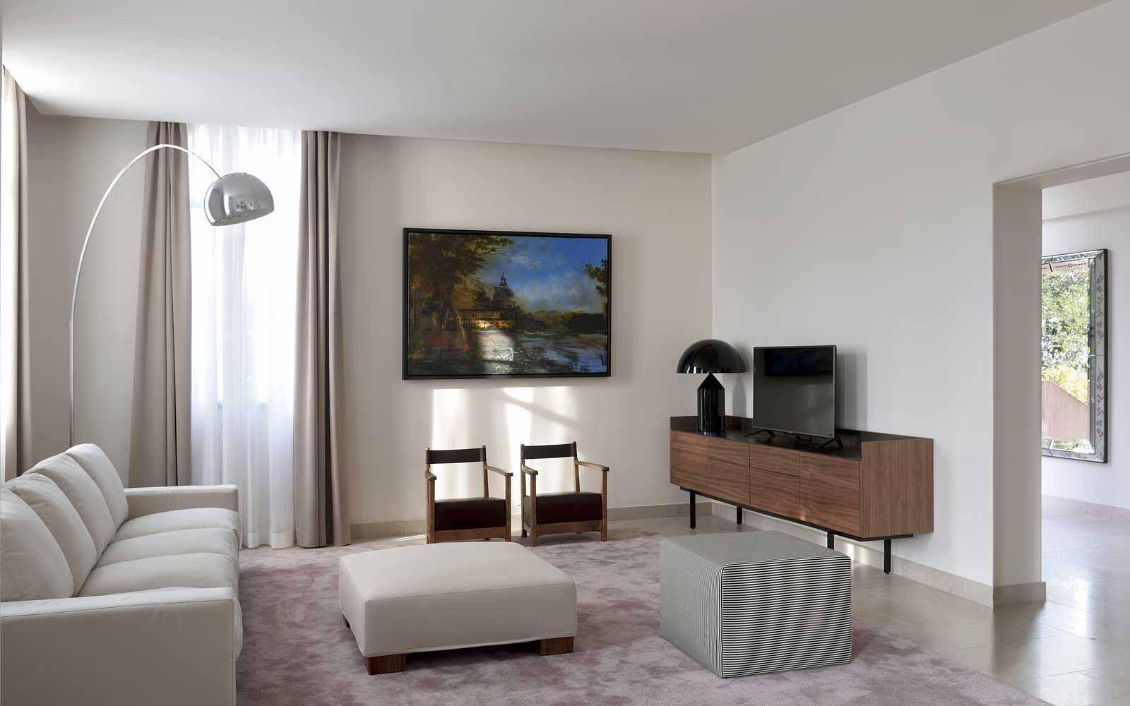 Villa Rose Sitting Room at JW Marriott Venice Resort & Spa