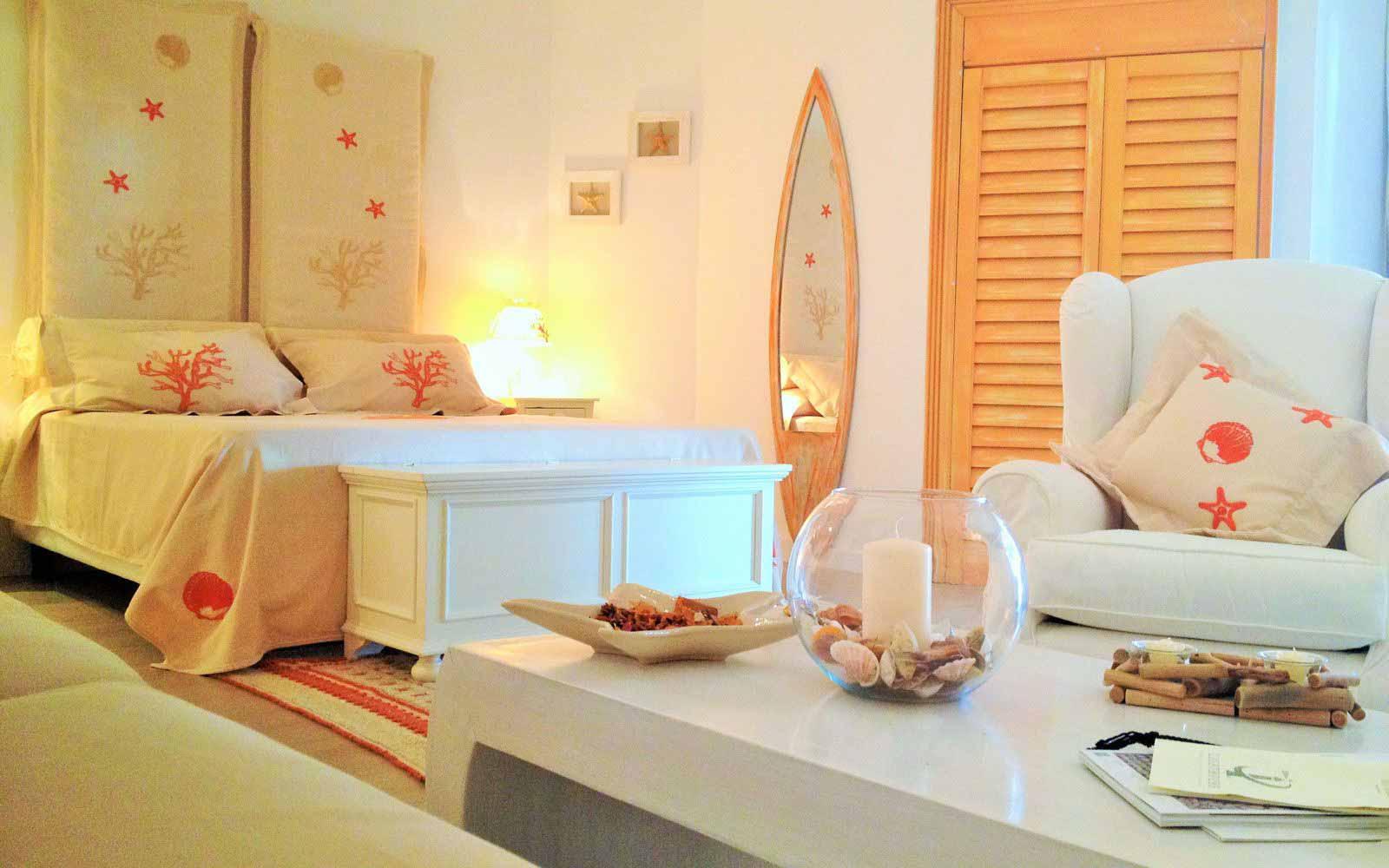 Junior Suite at Hotel Cala Caterina