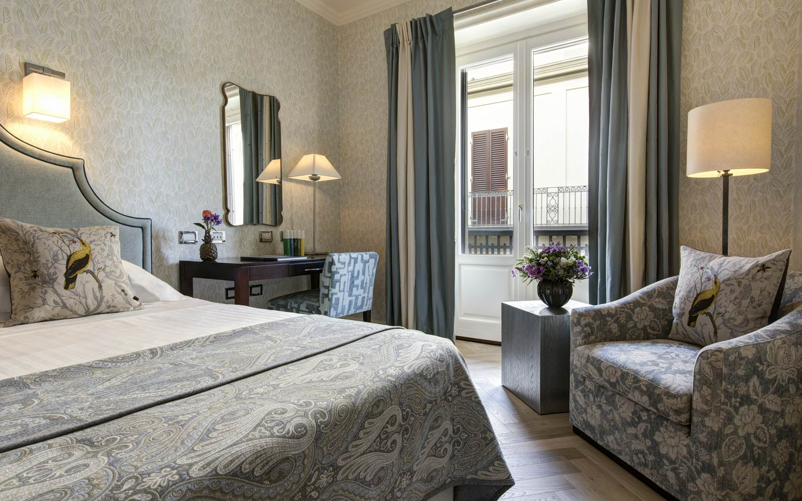 Hotel Savoy Classic Room