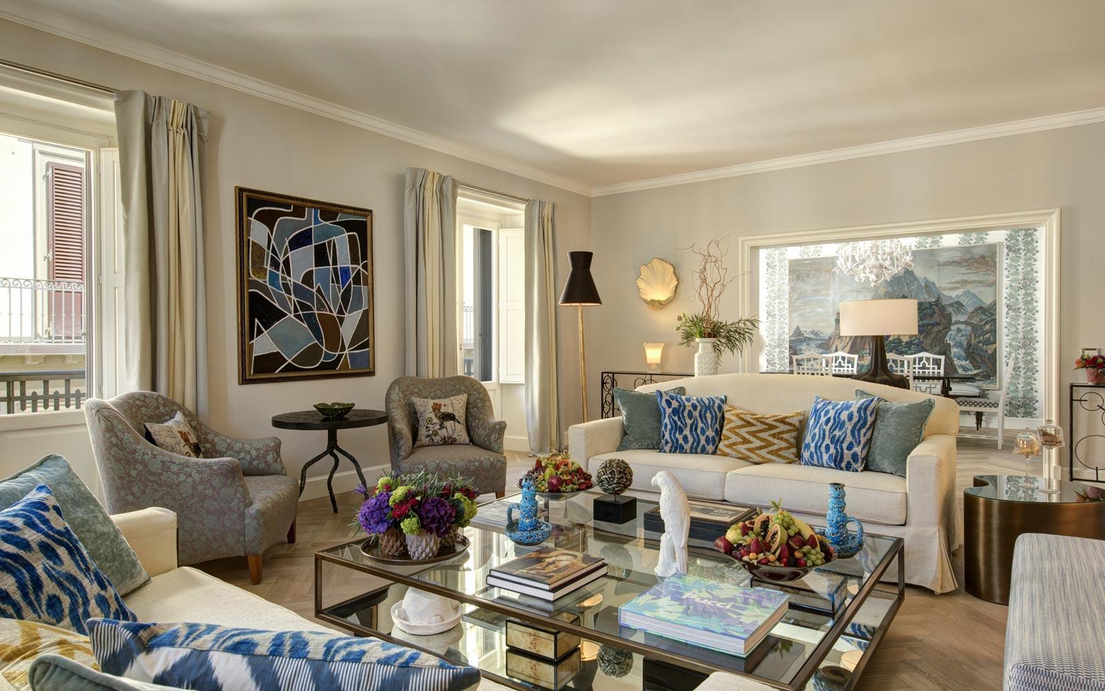 Hotel Savoy  Presidential Suite