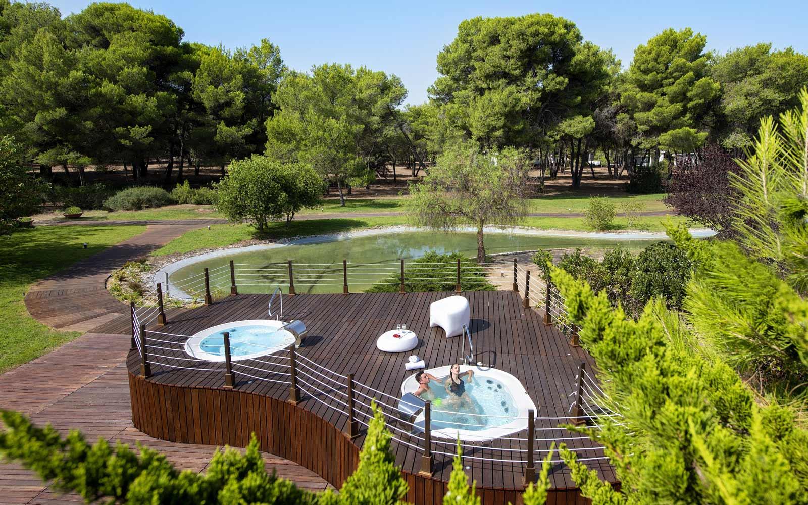 Kalidria Hotel & Thalasso Spa Open Air Spa