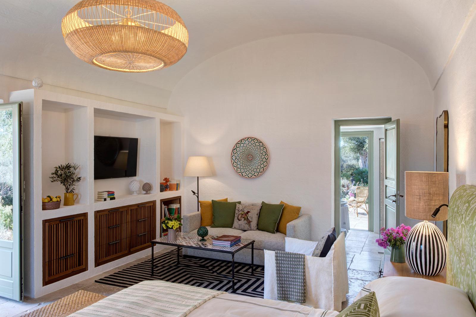 Masseria Torre Maizza Deluxe Room