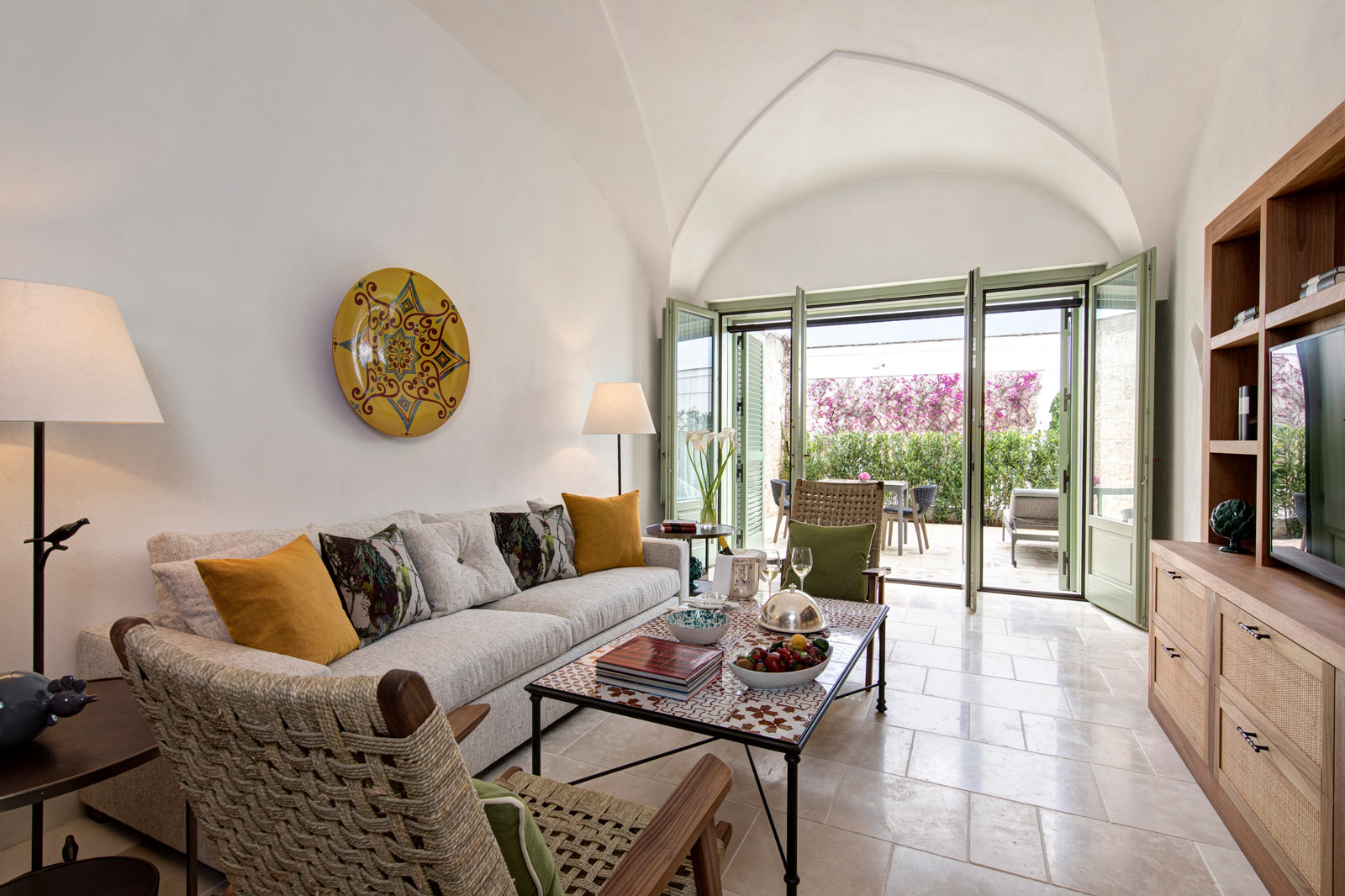 Masseria Torre Maizza Deluxe Junior Suite