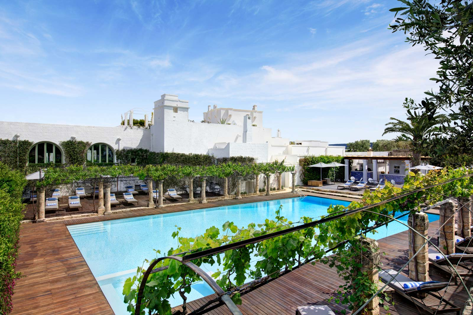 Masseria Torre Maizza Pool