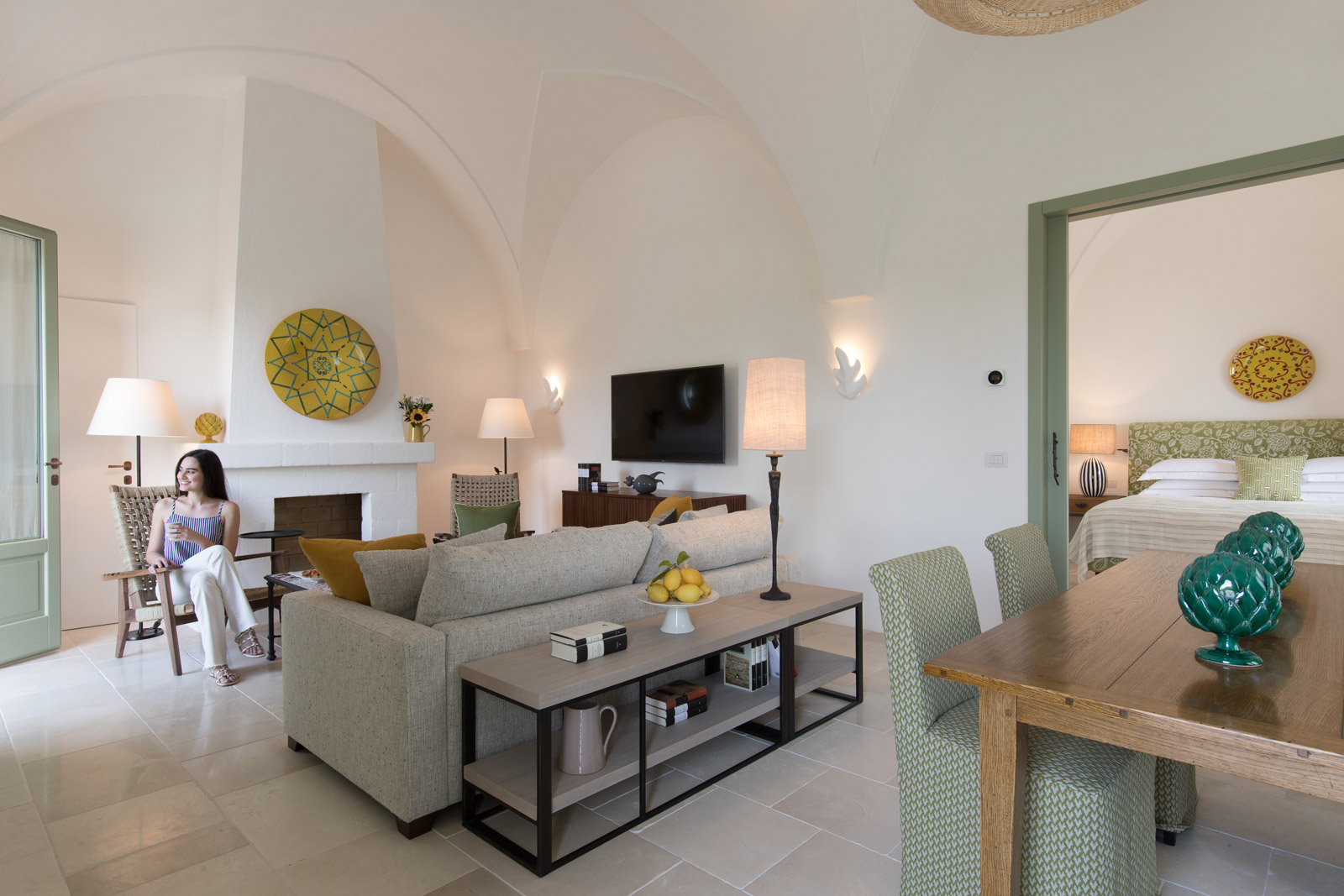 Masseria Torre Maizza Grand Suite