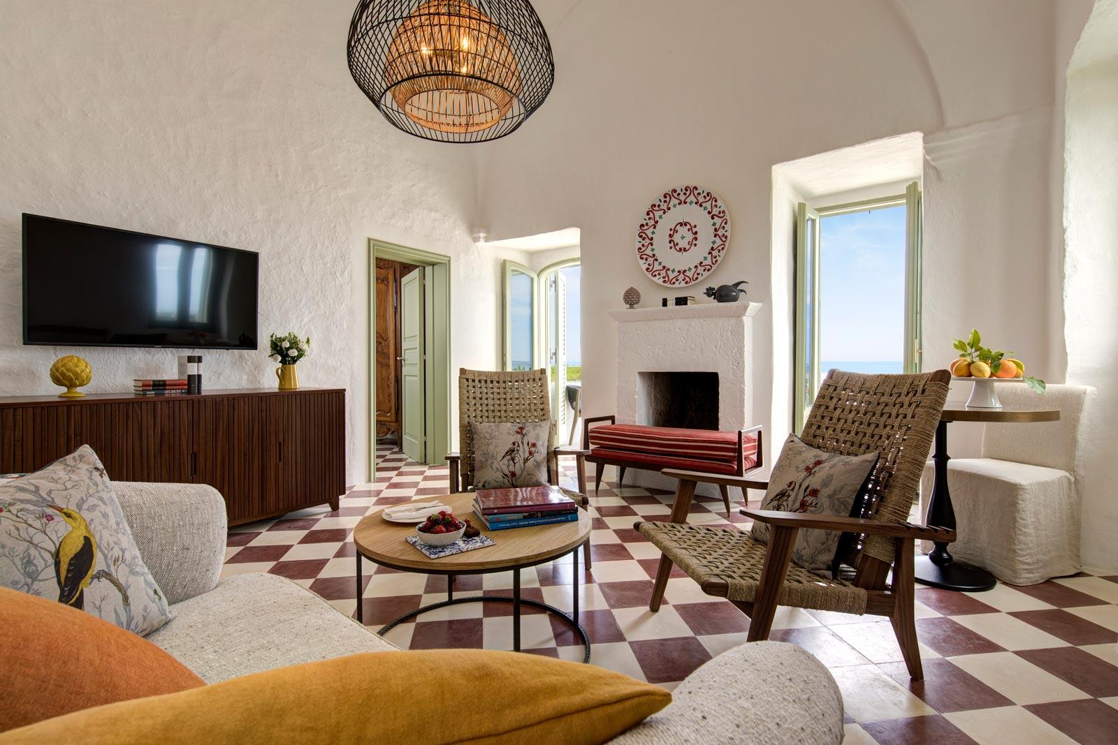 Masseria Torre Maizza Torre Suite
