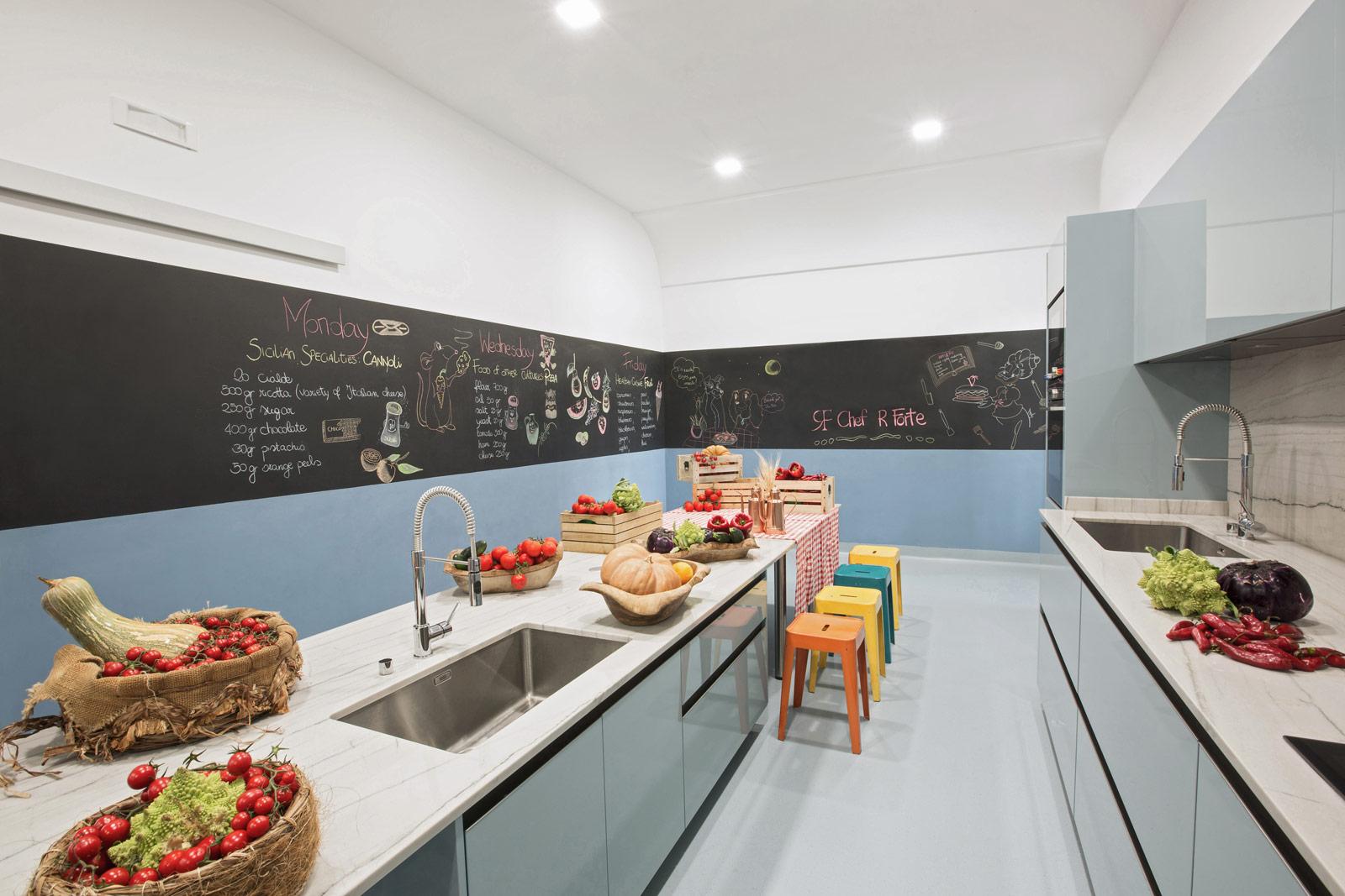 Verdura Resort Verduland Charmita Kitchen