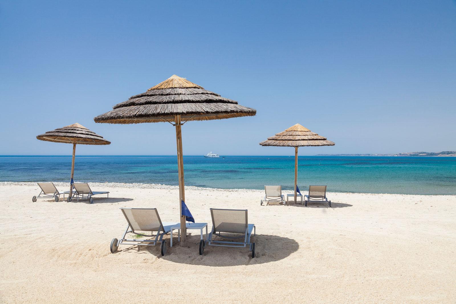 Verdura Resort Private Beach