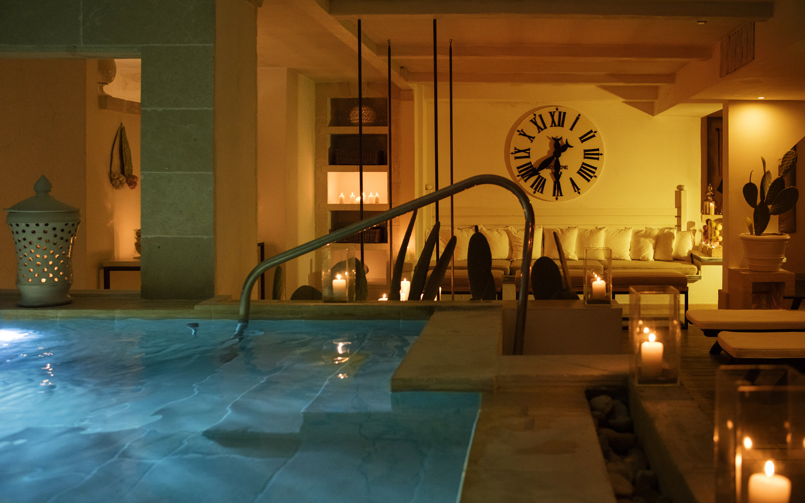 Canne Bianche Aqua Spa Pool