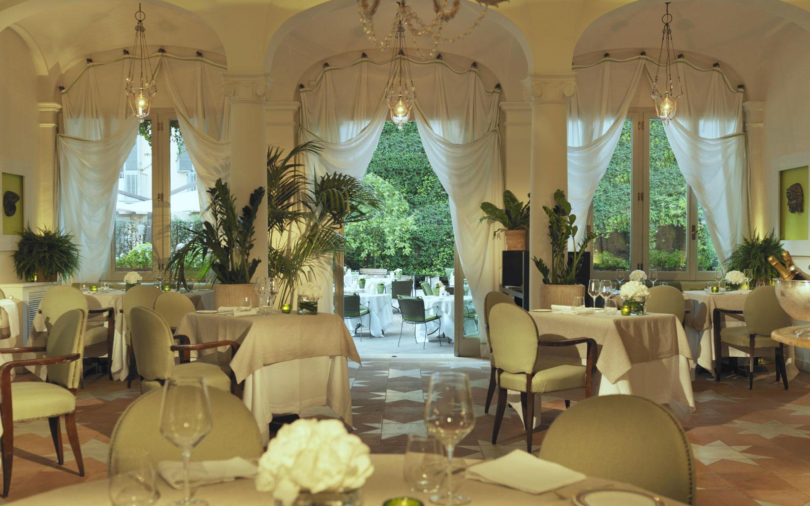 Hotel de Russie Le Jardin Restaurant